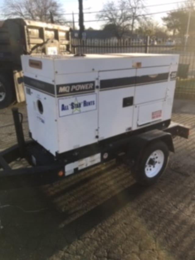 Where to find GENERATOR,TOWABLE,25KVA in Fairfield