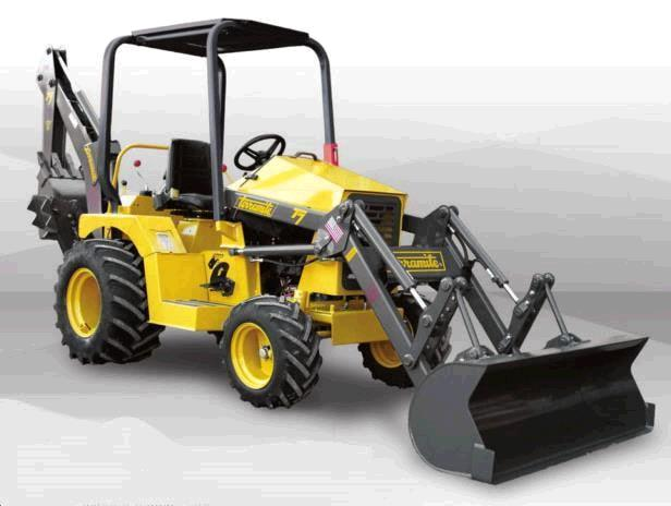 Where to find TERRAMITE T9 2WD BACKHOE in Fairfield
