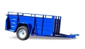 Rental store for TRAILER, UTILITY,5 X10 ,1AXLE in Fairfield CA