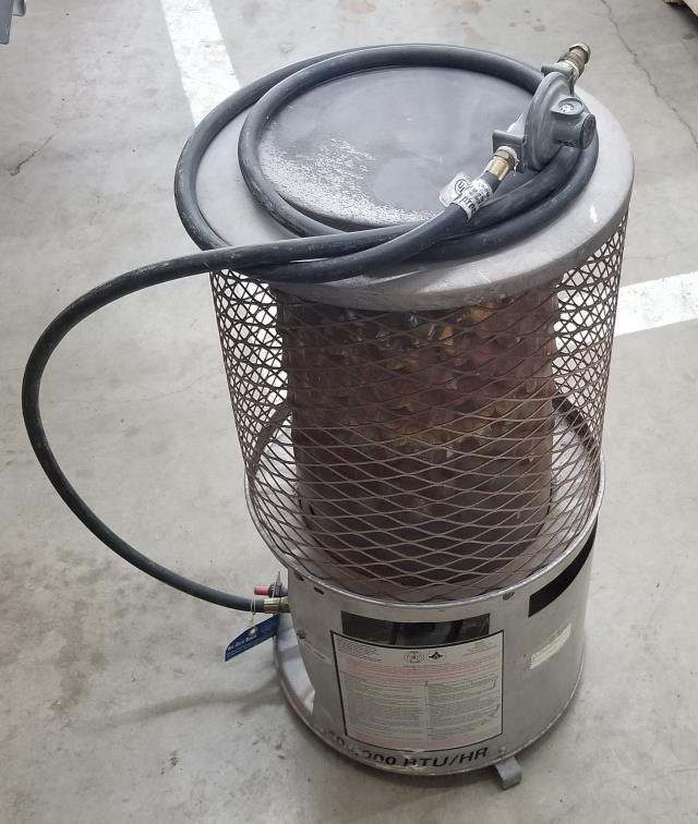 Where to find HEATER, RADIANT,100K BTU P in Fairfield