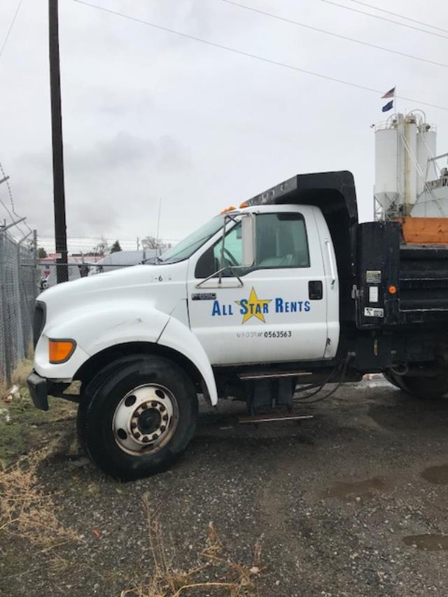 Where to find TRUCK, DUMP, 5YD in Fairfield