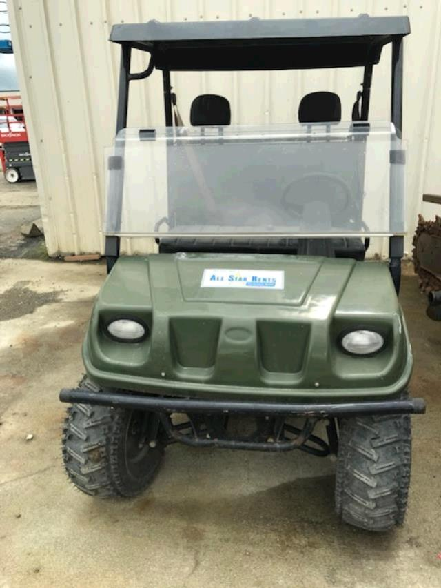 Where to find UTILITY CART, GATOR, 2WD in Fairfield