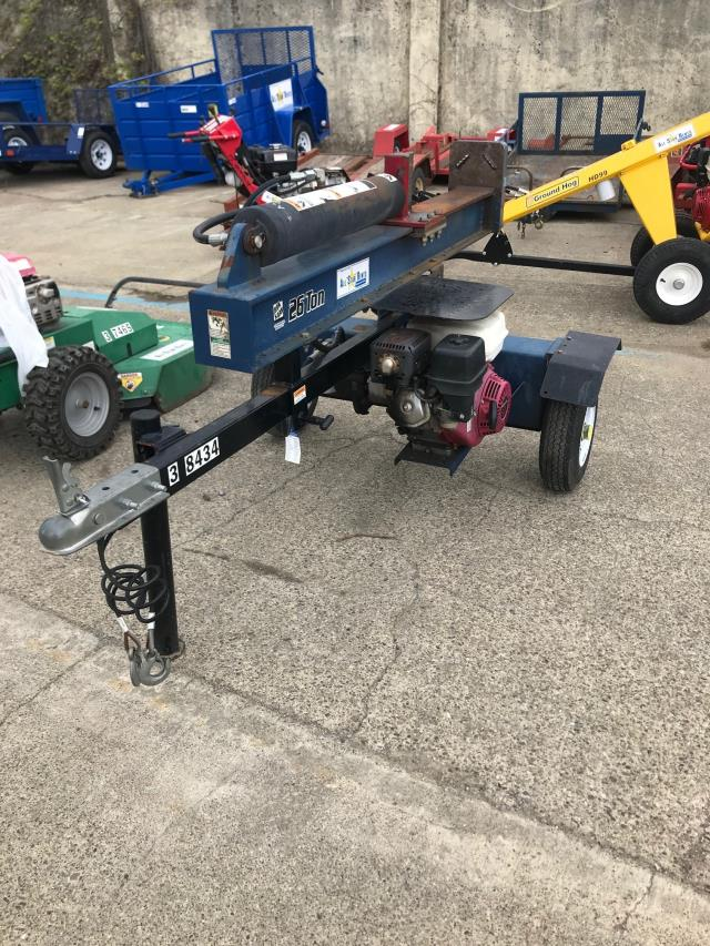 Where to find LOG SPLITTER  in Fairfield