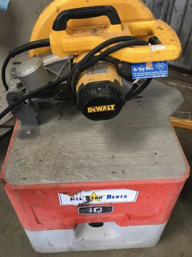 Where to find SAW, BRICK,14  DUSTLESS CHOP in Fairfield