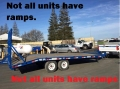 Rental store for TRAILER, DECKOVER, 2 AXLE in Fairfield CA