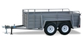 Rental store for TRAILER, UTILITY, 5 X12 ,2 AXLE in Fairfield CA