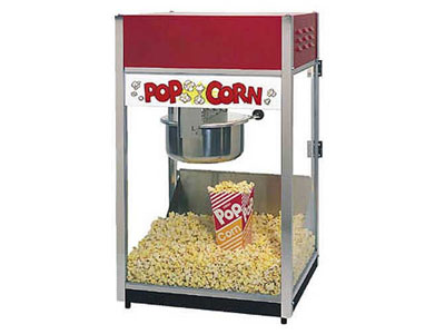 Rent your popcorn, cotton candy, sno cone, party rental, hot dog steamer