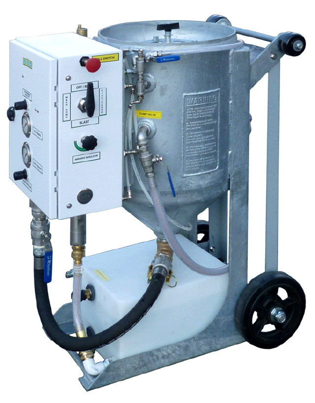 SANDBLASTER VAPOR BLAST SYSTEM Rental Fairfield CA, Rent